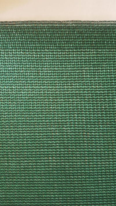 Засенчваща оградна мрежа - зелена 95%