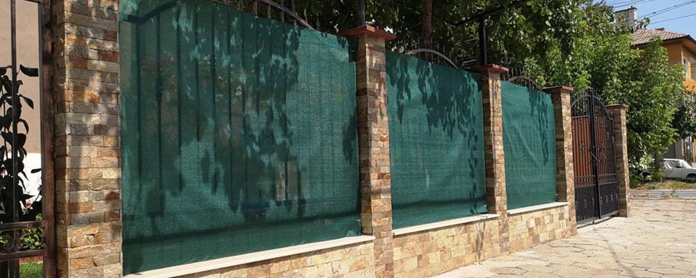 мрежи за огради